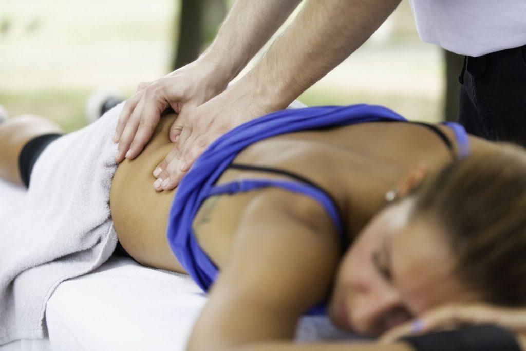 barrie sports massage