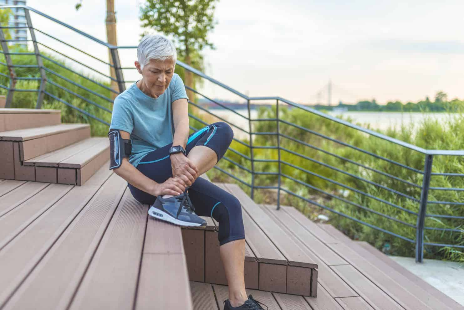 causes of foot and ankle pain