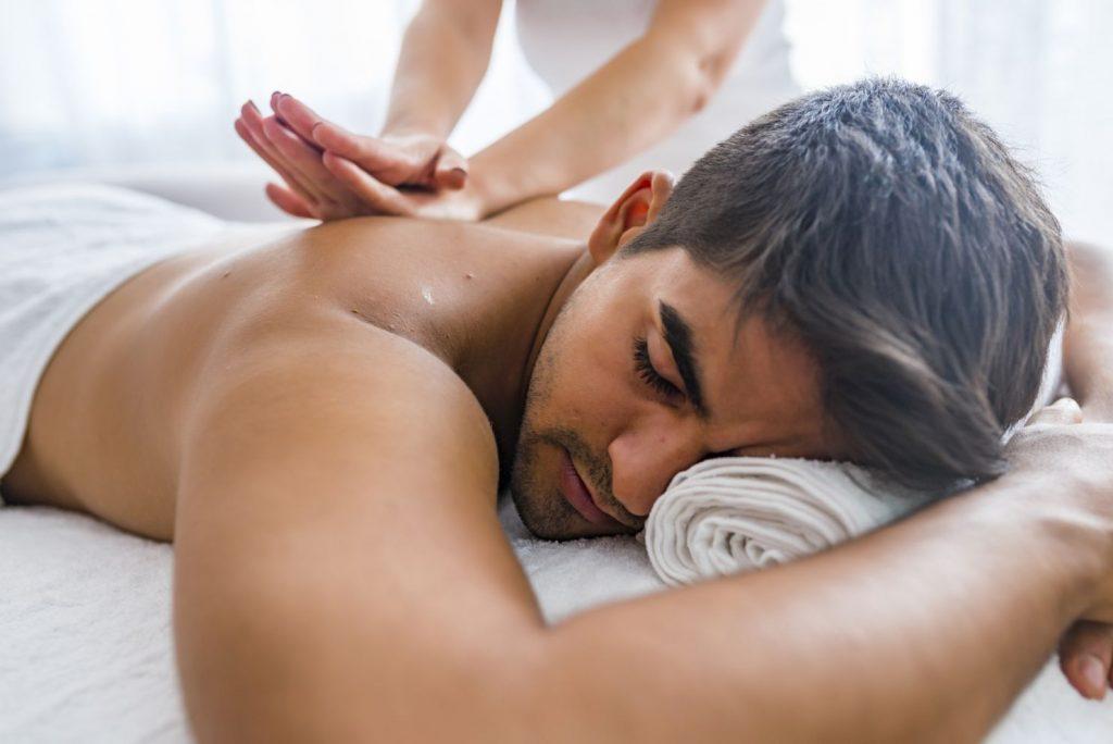 deep tissue massage barrie