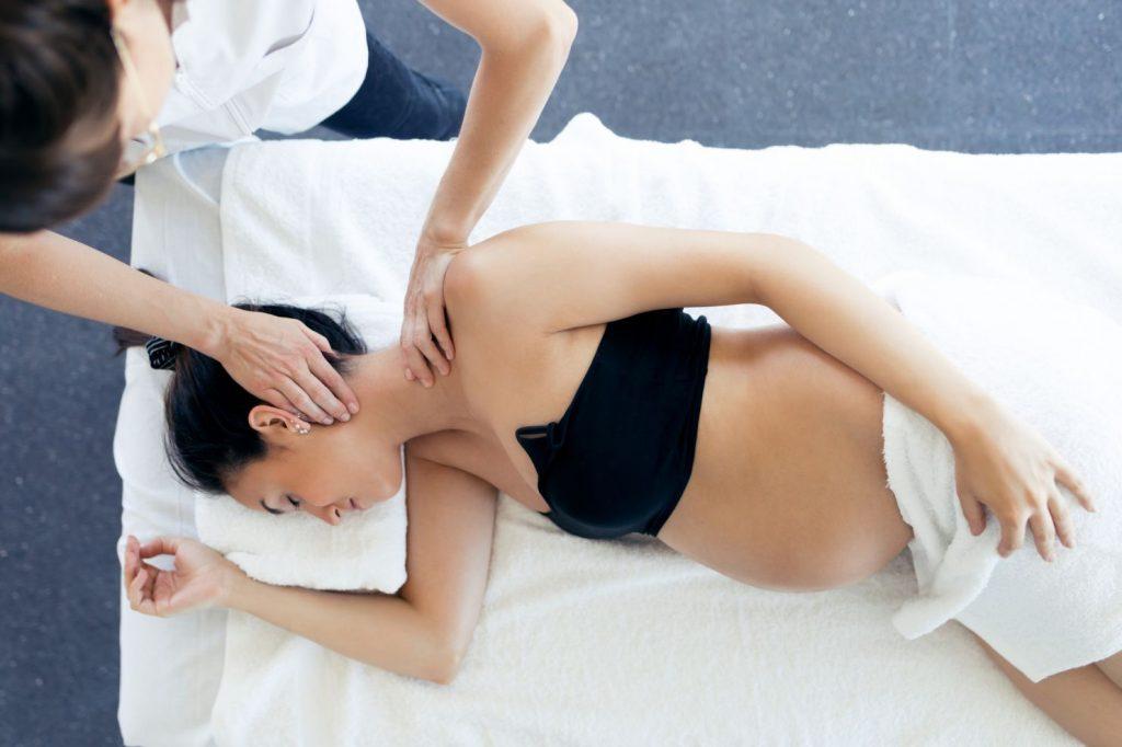 prenatal massage barrie